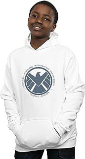 Marvel Niños Agents of S.H.I.E.L.D. Logistics Division Capucha