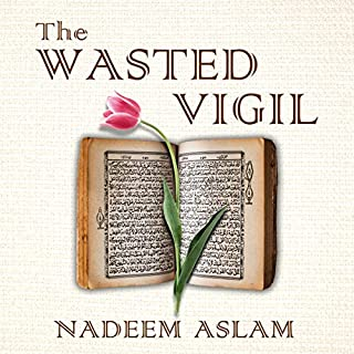 The Wasted Vigil audiobook cover art