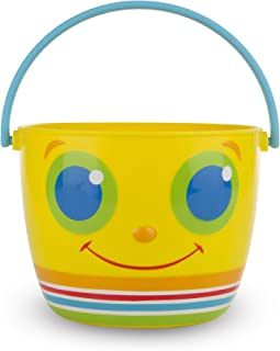 Melissa & Doug Sunny Patch Giddy Buggy Pail Outdoor Toy, Multi-Colour, 870491