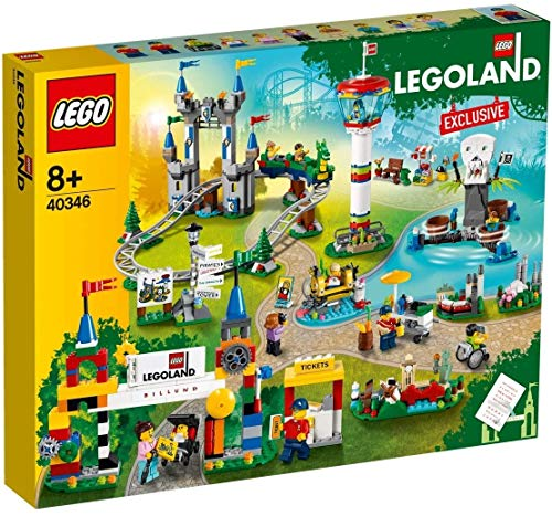 LEGO 40346 - Legoland Park, Set Exclusivo