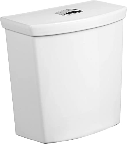 American Standard 4133A218.020 H2Option 0.92/1.28 GPF Dual Flush Toilet Tank Only, White