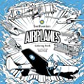 Airplanes: A Smithsonian Coloring Book from IDW Publishing
