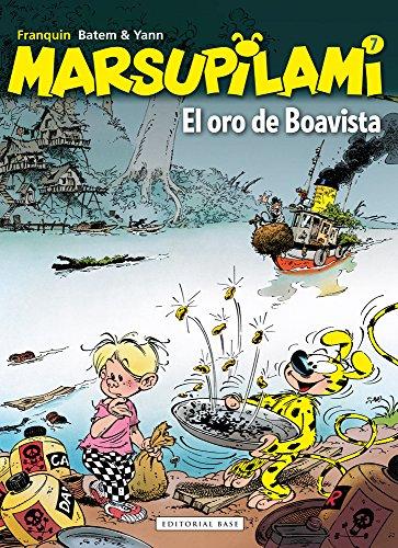 El oro de Boavista: 8 (Marsupilami)