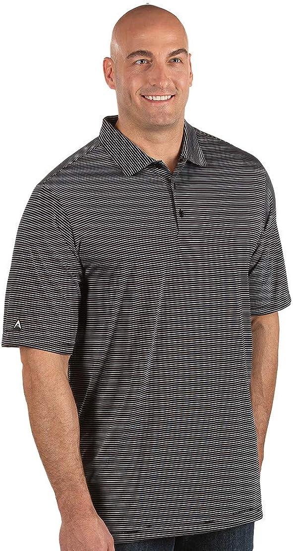 Antigua Men's Quest Short Sleeve Polo Shirt - Tall
