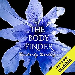The Body Finder audiobook cover art