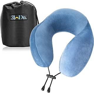 3InDn Travel Pillow Nap Pillow Memory Pad