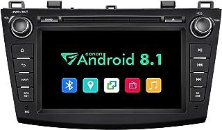 eonon GA9263B Android 8.1 Fit Mazda 3 2010 2011 2012 2013 Quad-Core indash Coche
