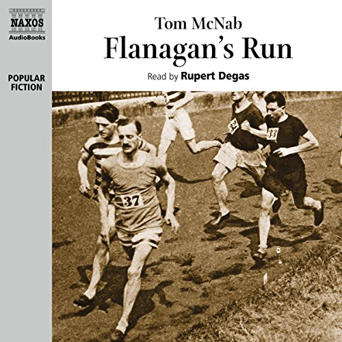 Flanagan's Run audiobook cover art