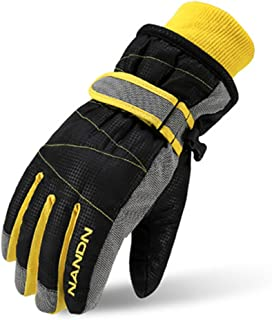 Kids Winter Warm Windproof Outdoor Sports Gloves For Boys...