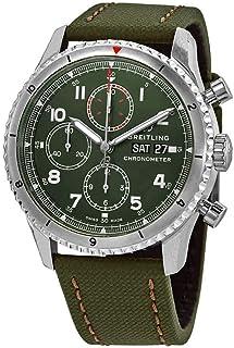 Breitling - Aviator 8 Chronograph 43 Curtiss Warhawk - Reloj para hombre