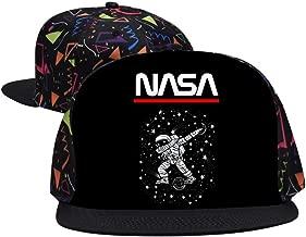 YEDDO Flatbrim Hats NA-SA Dabbing Astronauts Unisex Baseball Cap Dad/Trucker/Fishing Peaked Cap