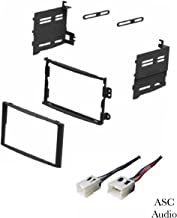SCOSCHE NN1497B 2003-05 Nissan 350z Single DIN w//pocket Install Dash Kit