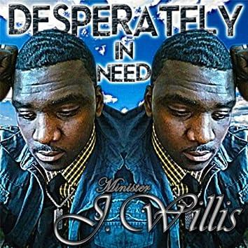 Desperately in Need (feat. Porsche Smith)