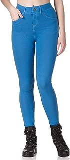 High Waist Skinny Stretch Jeggings for Women (Regular/Plus Sizes)