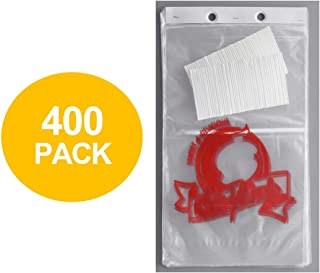 400 Cotton Candy Bags with Ties – 18.5