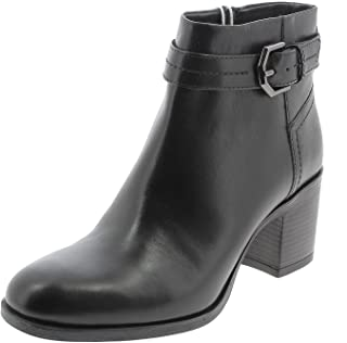 Geox D New Asheel, Ankle Boot Femme