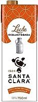 Leche Deslactosada, Leche Santa Clara, 6 pack - 750ml/caja