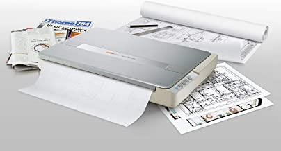 $331 » Plustek A3 Flatbed Scanner OS 1180 : 11.7x17 Large Format scan Size for Blueprints and Document. Design for Library, School and Soho. A3 scan for 9 sec, Support Mac and PC (Renewed)