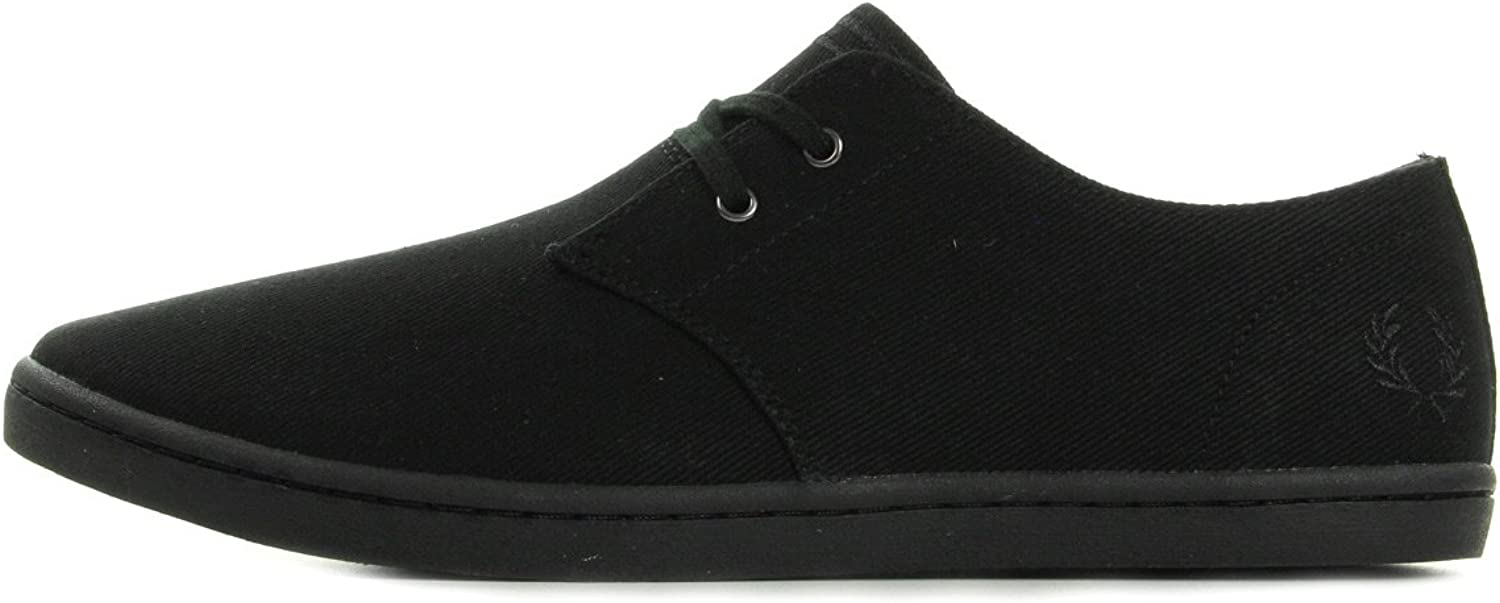 Frot Frot Frot Perry Byron Low Twill schwarz B8233220, Turnschuhe  fcea9a