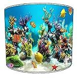 Premier Lighting 12 Inch Marine Aquarium Fish Lampenschirme22 Für eine Deckenleuchte