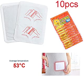 5//10 Pcs Body Warmer Stick Lasting Heat Patch Keep Hand Foot Warm Paste Body Pad