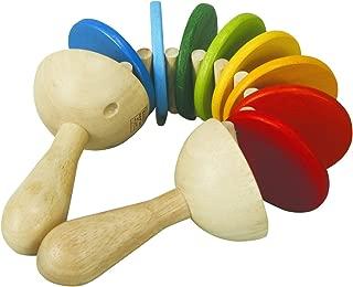 plan toys folding rocking horse