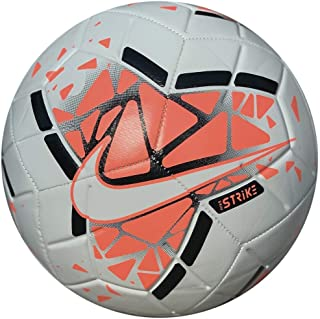 Nike Strike Ball - White-Mango 5