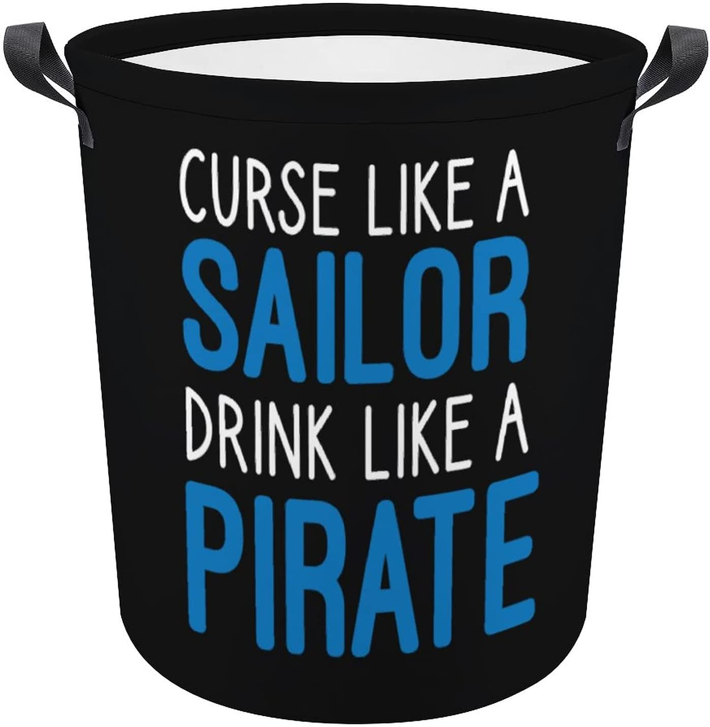 Curse We OFFer at cheap prices Like A Sailor Popular Drink Pirate La Blue Funny Quote Oxford Gift
