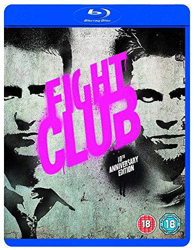 Fight Club BD [Reino Unido] [Blu-ray]