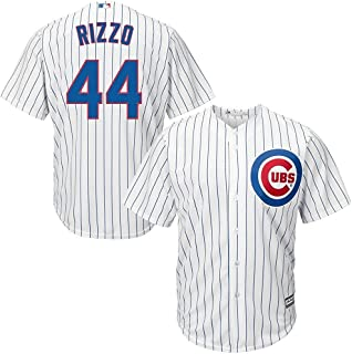 Majestic Anthony Rizzo Chicago Cubs MLB Infants White Home Cool Base Replica Jersey