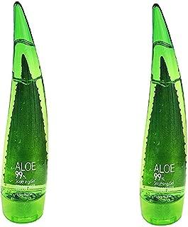 Holika Holika Aloe 99% Soothing Gel 55ml Mini Size 2pcs