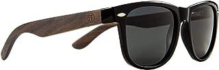 Men Polarized Wood Sunglasses HD UV400 Driving Fishing Golf Sunglasses B2448
