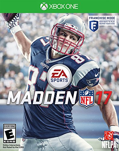 Madden NFL 17 - Xbox One - Standard Edition