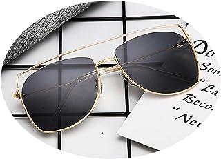 1e9b180895 ANAZOZ Gafas de Sol Lente Gafas de Sol Mujer UV400 Gafas de Sol Hombre  Aviador Polarizadas