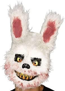 scary bunny halloween mask
