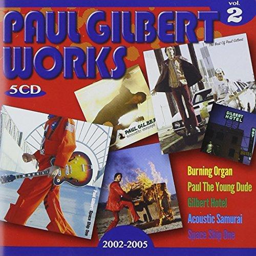 ポール・ギルバート・ワークス vol.2