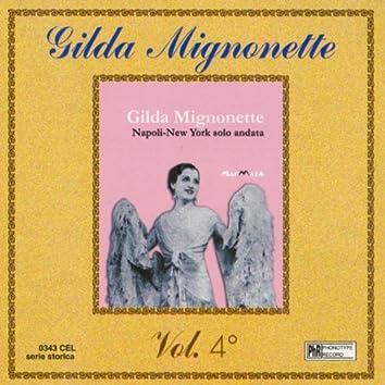 Gilda Mignonette, vol. 4