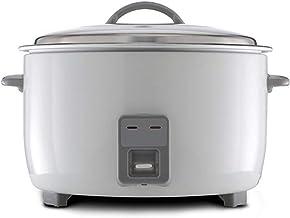 Commercial rijstkoker, geïsoleerde rijstkoker en stoomsysteem, aluminium non-stick voering, één-toets bediening, hotel res...