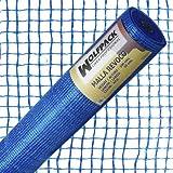 Wolfpack 1202100 Malla Revoco Azul Rollo 50 cm. x 1 metro. Luces 10x10 mm.