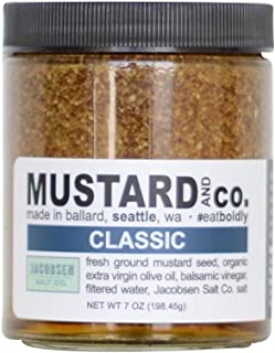 Mustard and Co. - Classic Flavor - 7oz Jar