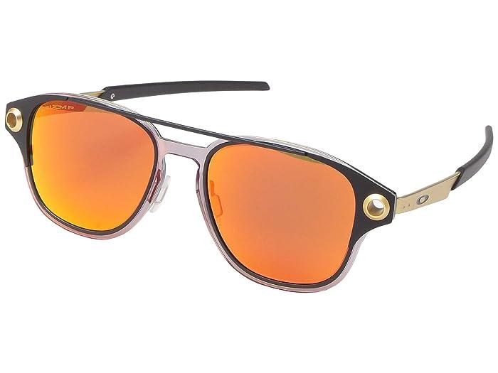 Oakley 52 mm Coldfuse (Matte Black 3) Fashion Sunglasses