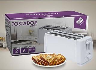 TOSTADOR DE 4 REBANADAS