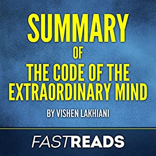 Summary of Code of the Extraordinary Mind: by Vishen Lakhiani audiobook cover art