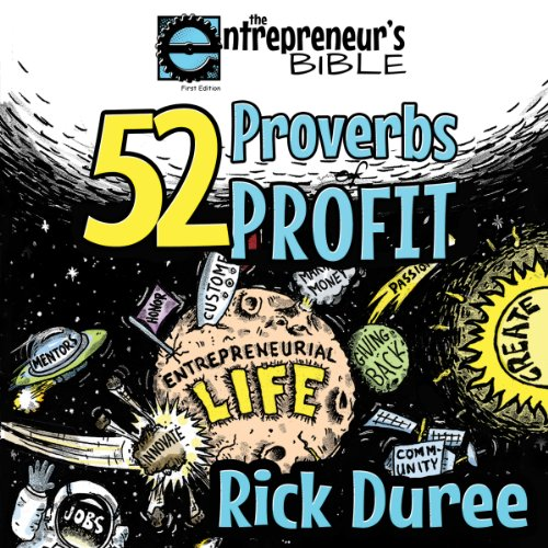 The Entrepreneur's Bible: 52 Proverbs of Profit audiobook cover art