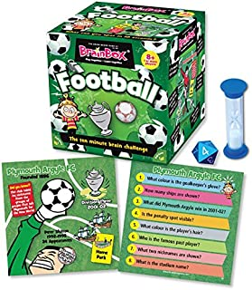 The Green Board Game Co. BrainBox - Football