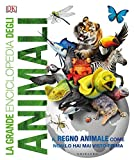 La grande enciclopedia degli animali...
