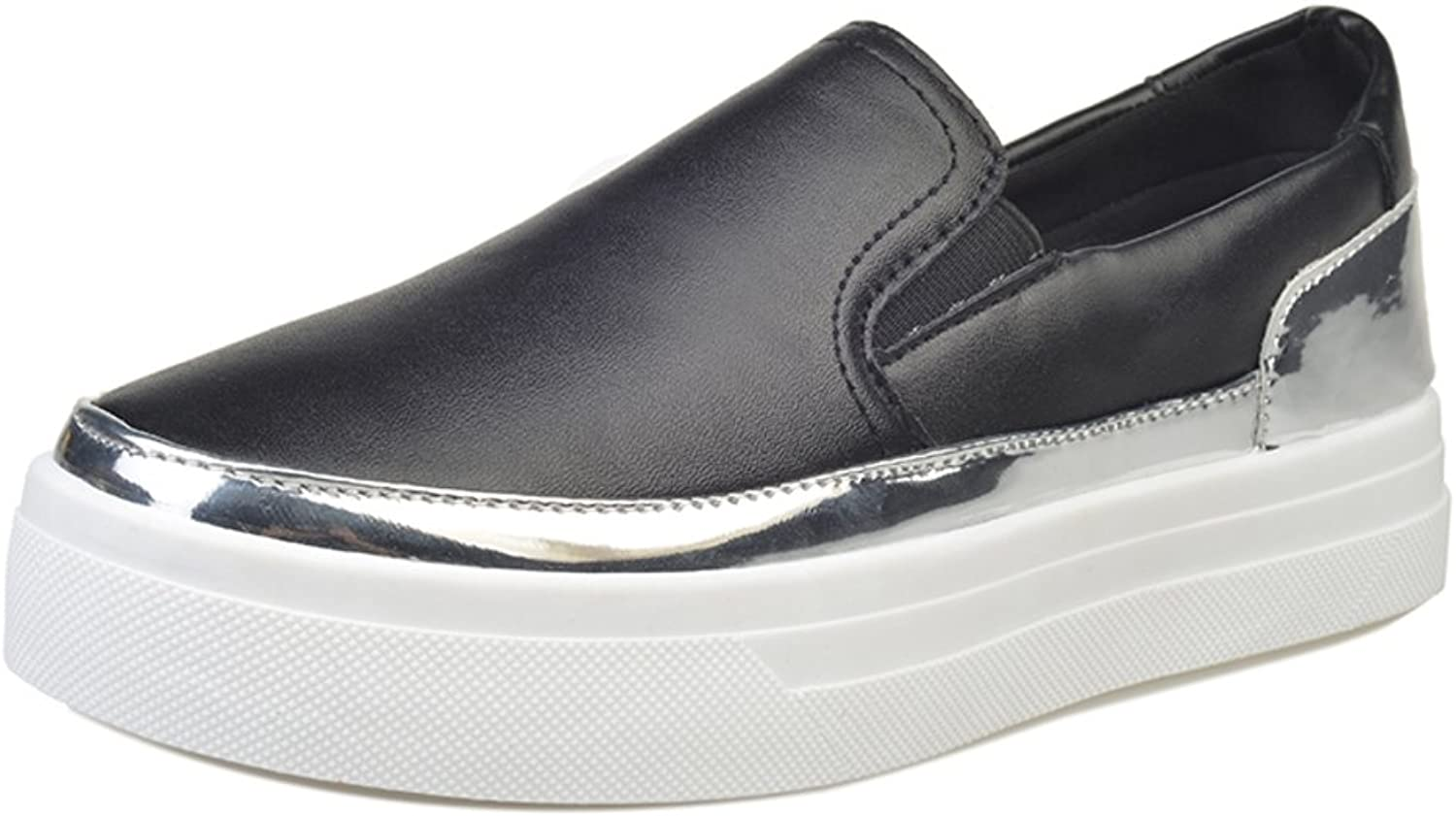 RHFDVGDS Fall low foot pedal tension Lok Fu shoes Leisure thin shoes Student board shoes
