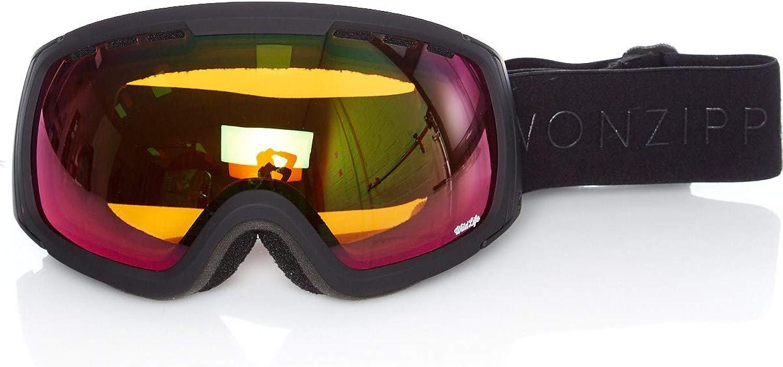 Von Zipper Black SatinWildlife 2018 Feenom Nls Snowboarding Goggles