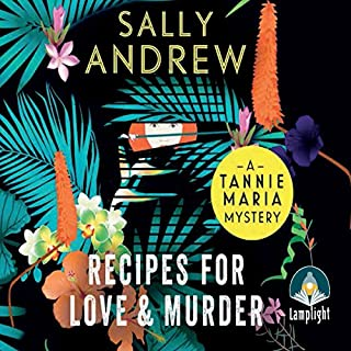 Recipes for Love and Murder cover art