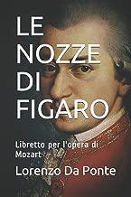 LE NOZZE DI FIGARO: Libretto per l'opera di Mozart (libretti) (Italian Edition)